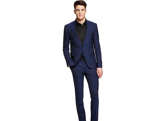 Brunswick-Princeton Family Practice-hugo boss dark blue suit style
